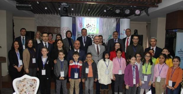 """Eskişehir'de 2023 Eğitim Vizyonu """"Çocuk Çalıştayı"""""""