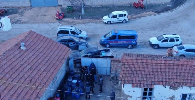 Eskişehir'de dev uyuşturucu operasyonu