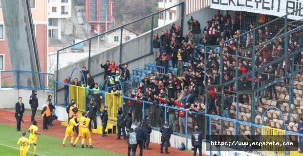 Eskişehirspor'da ilklerin günü