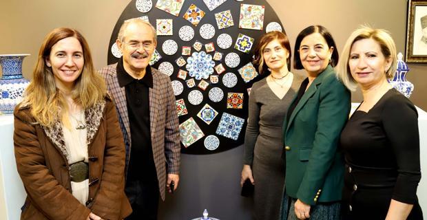 ESMEK'te el sanatları sergisi