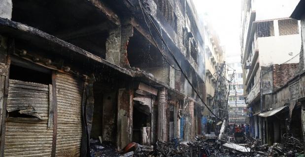 Faciada bilanço ağırlaşıyor: 81 ölü, 41 yaralı