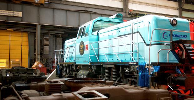 Hibrit lokomotif TCDD'nin gücüne güç katacak
