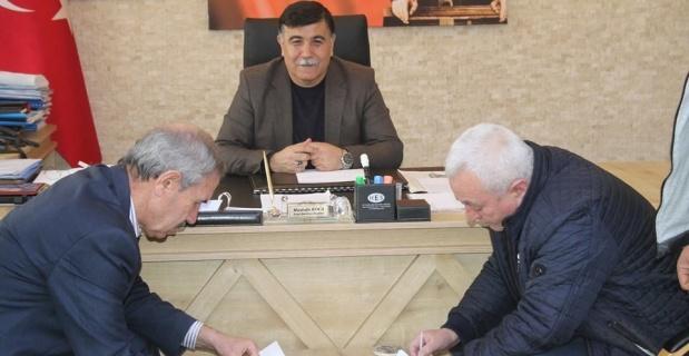 Hizmet-İş Sendikası, Emet Belediyesi ile sözleşme imzaladı