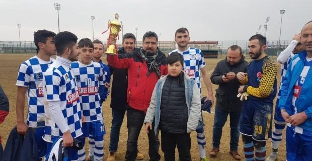 Hocalar Belediyespor Süper Amatör Lig'de