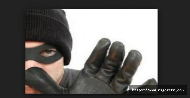 Kar maskeli hırsızlar yakalandı
