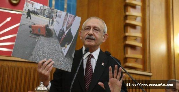 Kılıçdaroğlu: O kare, Türkiye tablosu