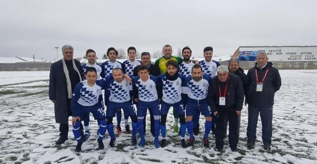 Pazaryerispor kendi evinde Bilecikspor'u yendi