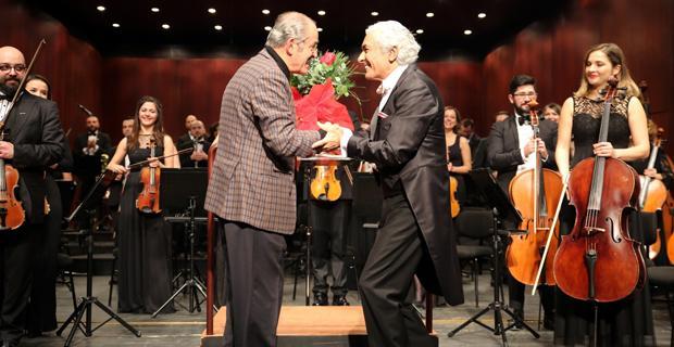 Senfoni Orkestrası'ndan müzik ziyafeti
