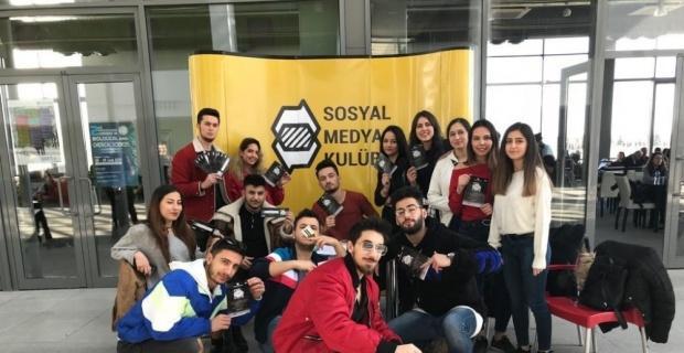 Sosyal Medya Kulübü, İletişim Haftasına hazırlanıyor