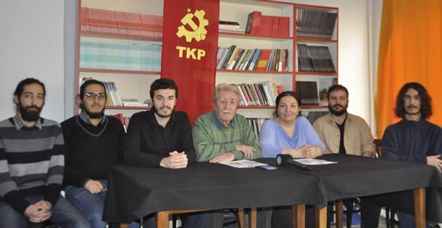TKP adaylarını tanıttı