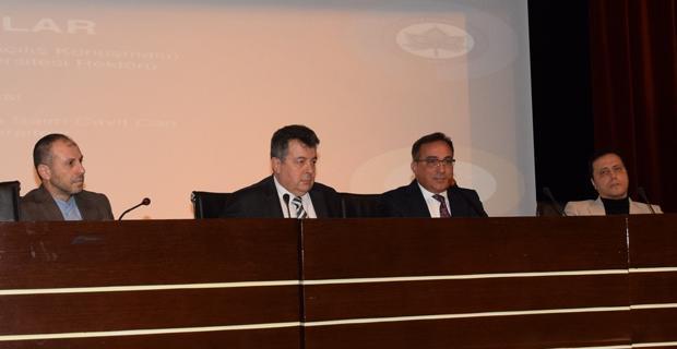 TRT Akademi Söyleşileri ESOGÜ'de düzenlendi