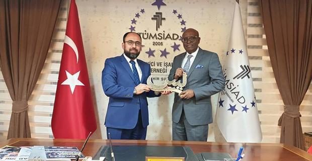 Tümsiad ve Cibuti yatırım köprüleri kuruluyor