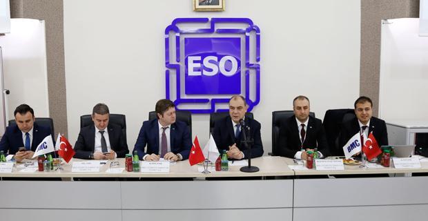 En büyük 500 firma Eskişehir'den satın alacak