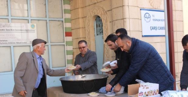 Yenipazar'da muhtar adaylarının yarışı