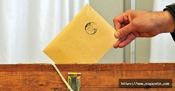 57 milyon seçmen sandık başına gidecek