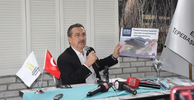Ahmet Ataç yarınlarımız projelerini anlattı