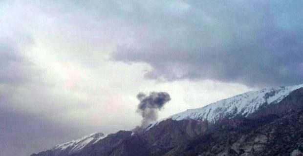 Ambulans helikopter düştü: 5 ölü