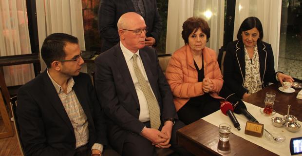 Ayşenur Arslan'a Eskişehir'de şok