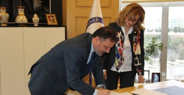 DPÜ 12 üniversiteyle uluslararası anlaşma imzaladı
