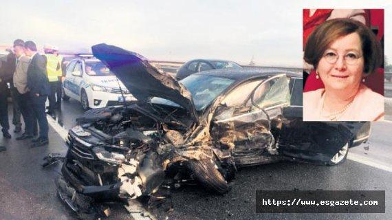 Eski vekil Demirel'in şoförüne hapis cezası