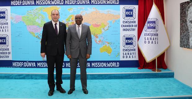 Eskişehir-Cibuti sanayi köprüleri kuruluyor