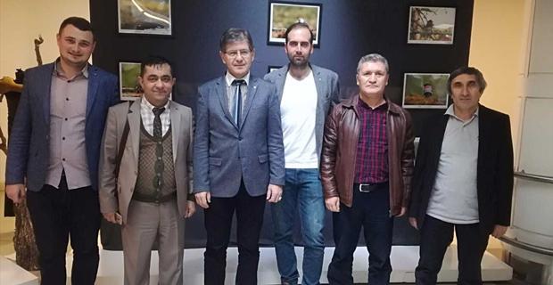 """""""Eskişehir'in Kuşları"""" fotoğraf sergisi açıldı"""
