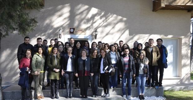 """Eskişehir'de """"HACCP Tetkik Eğitimi"""" düzenlendi"""