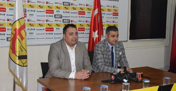 Eskişehirspor'a Ak Parti destekli yeni sponsor