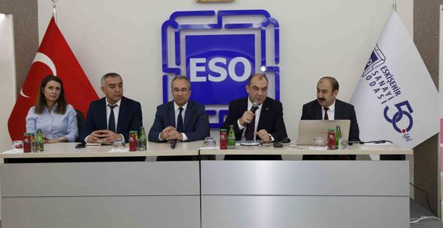 ESO madencilik sektörü raporunu açıkladı