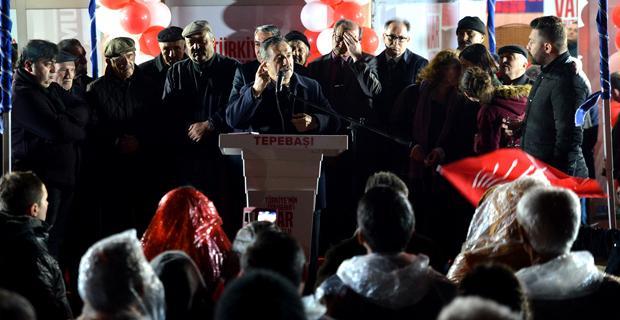 Fevzi Çakmak'ta Ahmet Ataç coşkusu