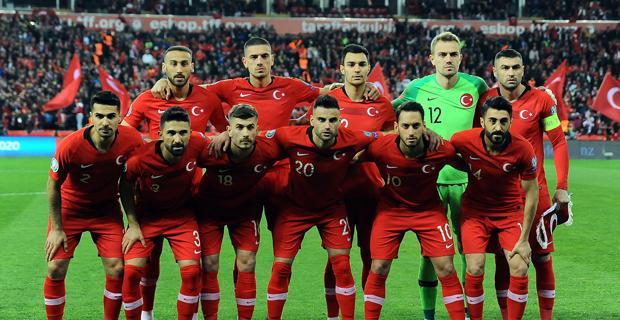 İşte taraftar, işte Türkiye: 4-0