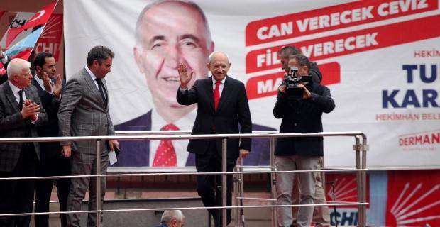 """""""İYİ Parti ile bir demokrasi ittifakı kurduk"""""""