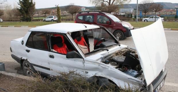 Kaza yapan alkollü sürücüden ilginç savunma: