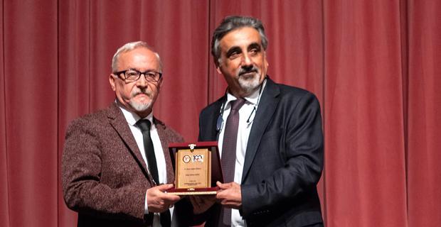 Şaban Bağcı'ya Özel Basın Sağlık Ödülü