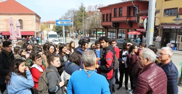 Tarih ve kültür şehri Eskişehir'e tur gezileri başladı