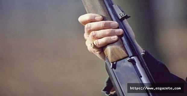 Tartıştığı komşusunu av tüfeğiyle öldürdü/Afyon