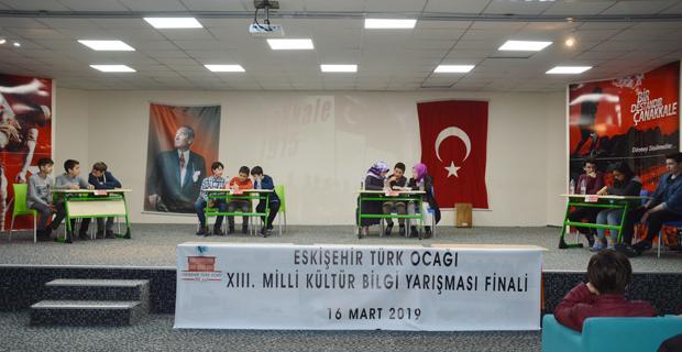 Türk Ocağı'ndan bilgi yarışması