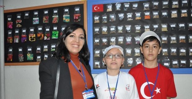 Afyonkarahisar'da '4006 TÜBİTAK Bilim Fuarı' açıldı
