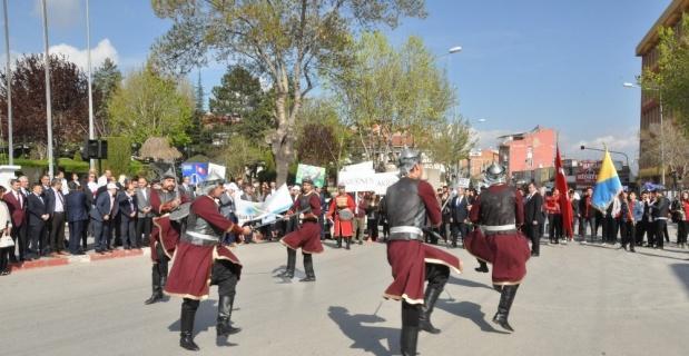 Afyonkarahisar'da Turizm Haftası kutlandı