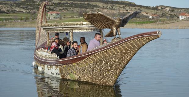 Emre Gölü, Frigya turizmini canlandırıyor