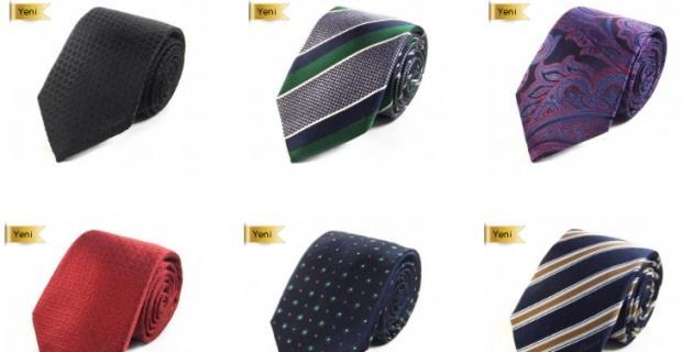 En Kaliteli İpek Kravatlar Bizde
