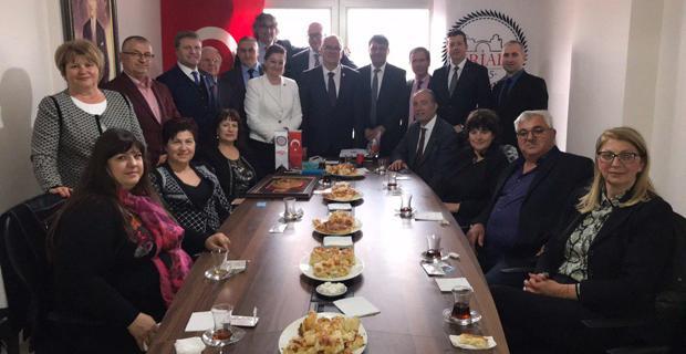 Eskişehir-Balkan işbirliğinde yeni süreç