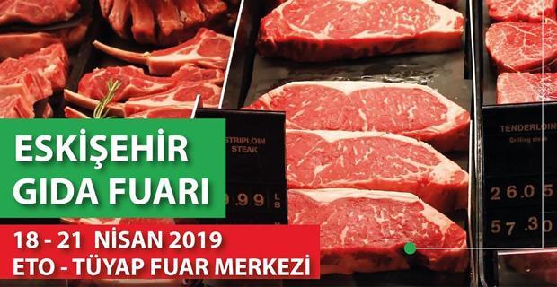 Eskişehir Gıda Fuarı 2019