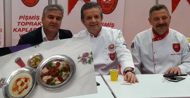 Eskişehir ve Balkan yemekleri ile birinci oldu