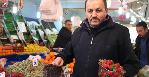 Meyve tezgâhlarında 'mevsim değişikliği'