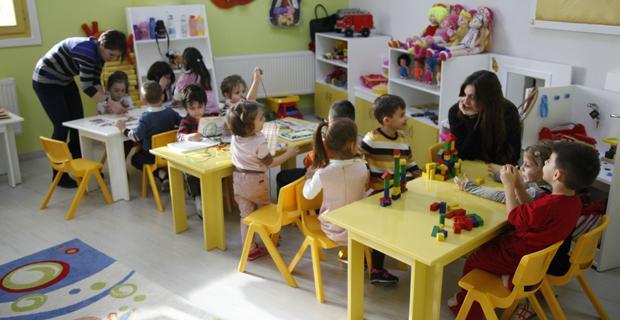 Odunpazarı'nda çocuklar çok mutlu