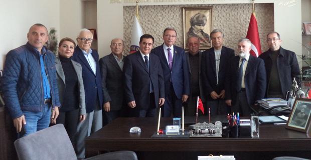 Sivrihisar Eğitim Vakfı'ndan Gündoğan'a ziyaret