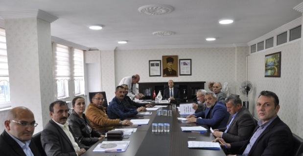 Şuhut Belediye Meclisi ilk toplantısını gerçekleştirdi
