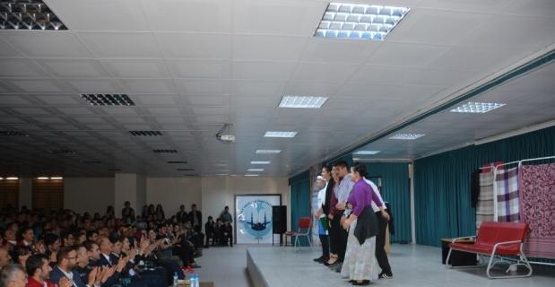 Şuhut'ta Liseler Arası 1. Tiyatro Şenliği düzenlendi
