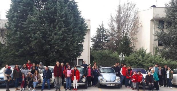 Vos26 gönüllüleri, otizmli çocuklar ile buluştu